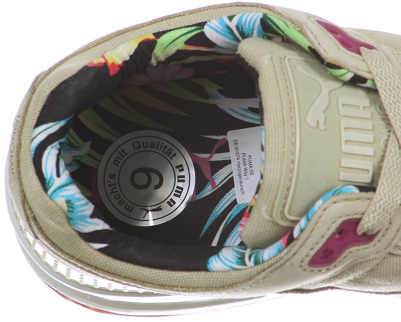 new product ff626 1a68e Puma XT2 C Tropicalia chaussures 8,0 pale khaki  Amazon.fr  Chaussures et  Sacs