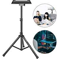 Neewer Deluxe 36.2-51.2 inches/92-130 Centimeters Adjustable and Collapsible Heavy-Duty Laptop Stand with Solid Tripod…