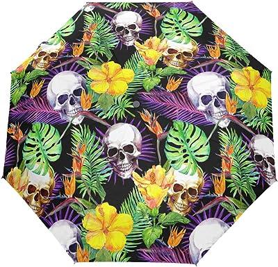 parapluie tête de mort 5