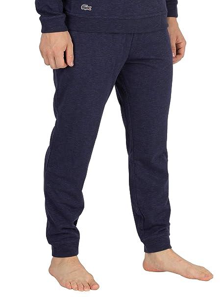 Lacoste Hombre Pijama Bottoms, Azul, Large