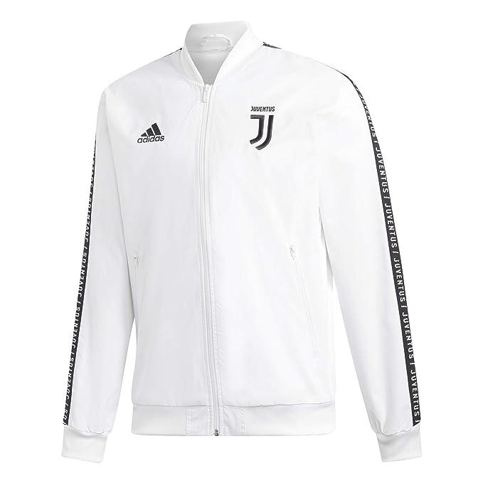 adidas Juve Anthem Jkt, Giacca Sportiva Uomo