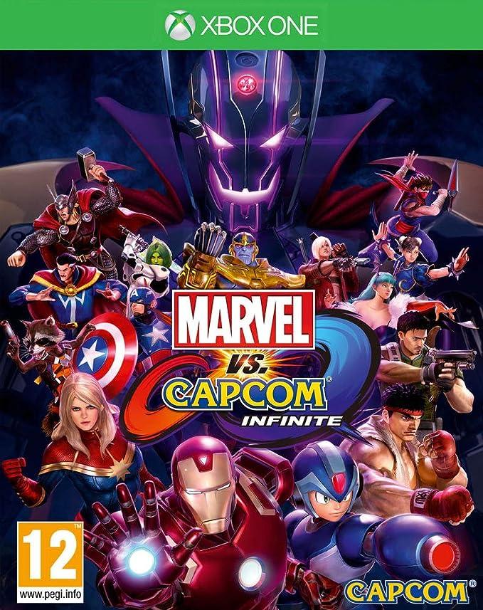 Marvel vs. Capcom Infinite [Importación francesa]: Amazon.es: Videojuegos