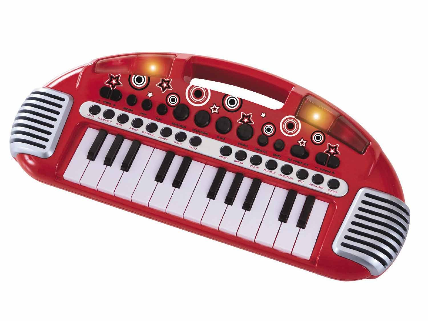 International International International Playthings ELC Carry Along Keyboard by Quercetti 5f1cb0