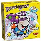 HABA Rhino Hero - Active Kids Geschicklichkeitsspiel