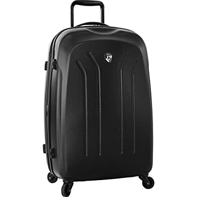 Amazon.com | Heys Lightweight Pro 26 Inches, Black | Suitcases