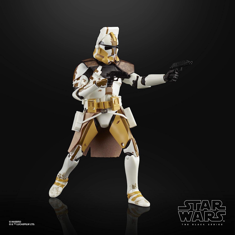 "Star Wars Black Series Clone Commander Bly 6/"" Figure BNIB"