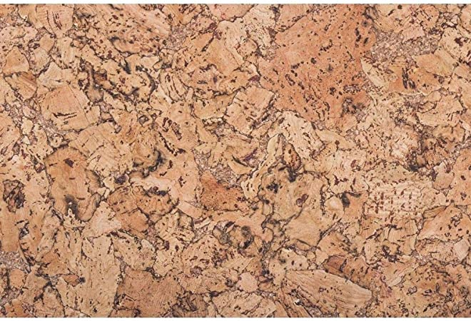 Dalles murales en li/ège d/écoratives naturelles 60 cm x 30 cm au total 1,98 m/² 11 carreaux naturel