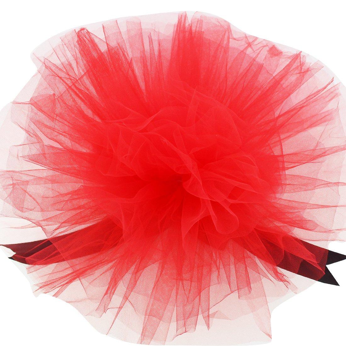YiZYiF Costume V/êtement pour les Nouveau-n/é B/éb/é gar/çon et Fille Cartoon tricot/é Photographie Props Rouge