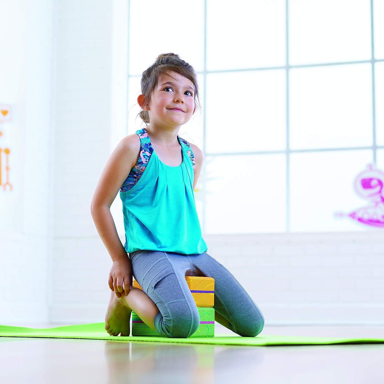 Merrithew Yoga Block for Kids (Green): Clothing