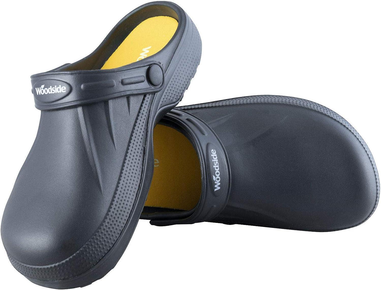 Slip On Garden Clog Mule Work Shoes