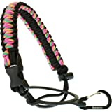 Gearproz HydroCord Handle - America's No. 1 Paracord Survival Strap Carrier, Snaps onto Wide Mouth, 12 to 64 oz, Compatible w