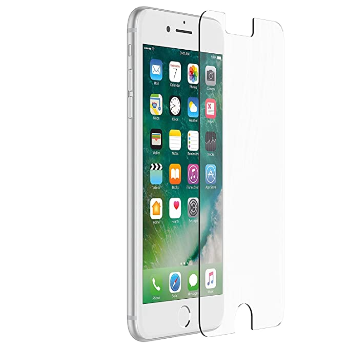 lower price with bd020 68a1e OtterBox ALPHA GLASS SERIES Screen Protector for iPhone 6 Plus/6s Plus -  Retail Packaging - CLEAR