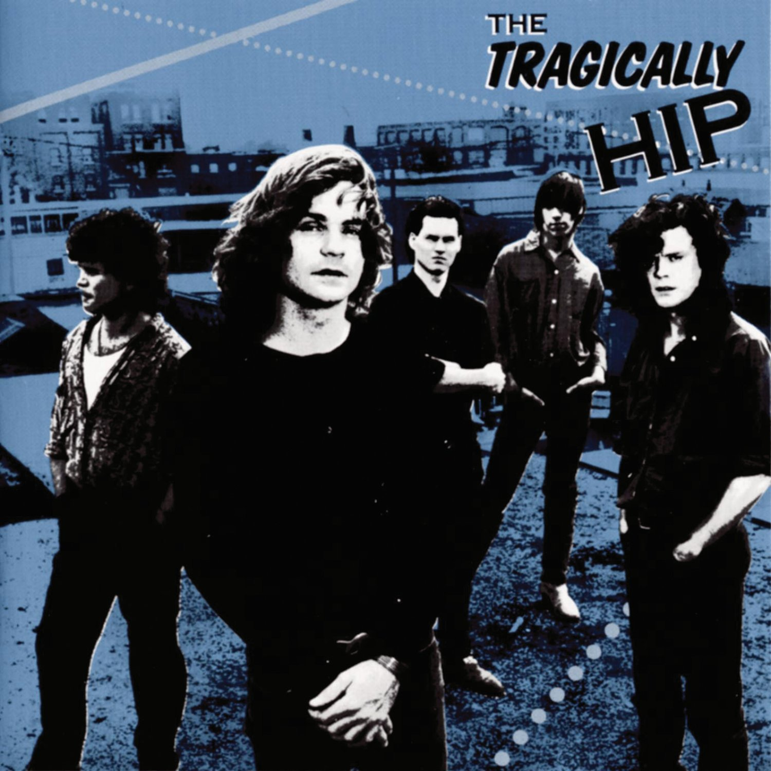 Image result for the tragically hip  vinyl art