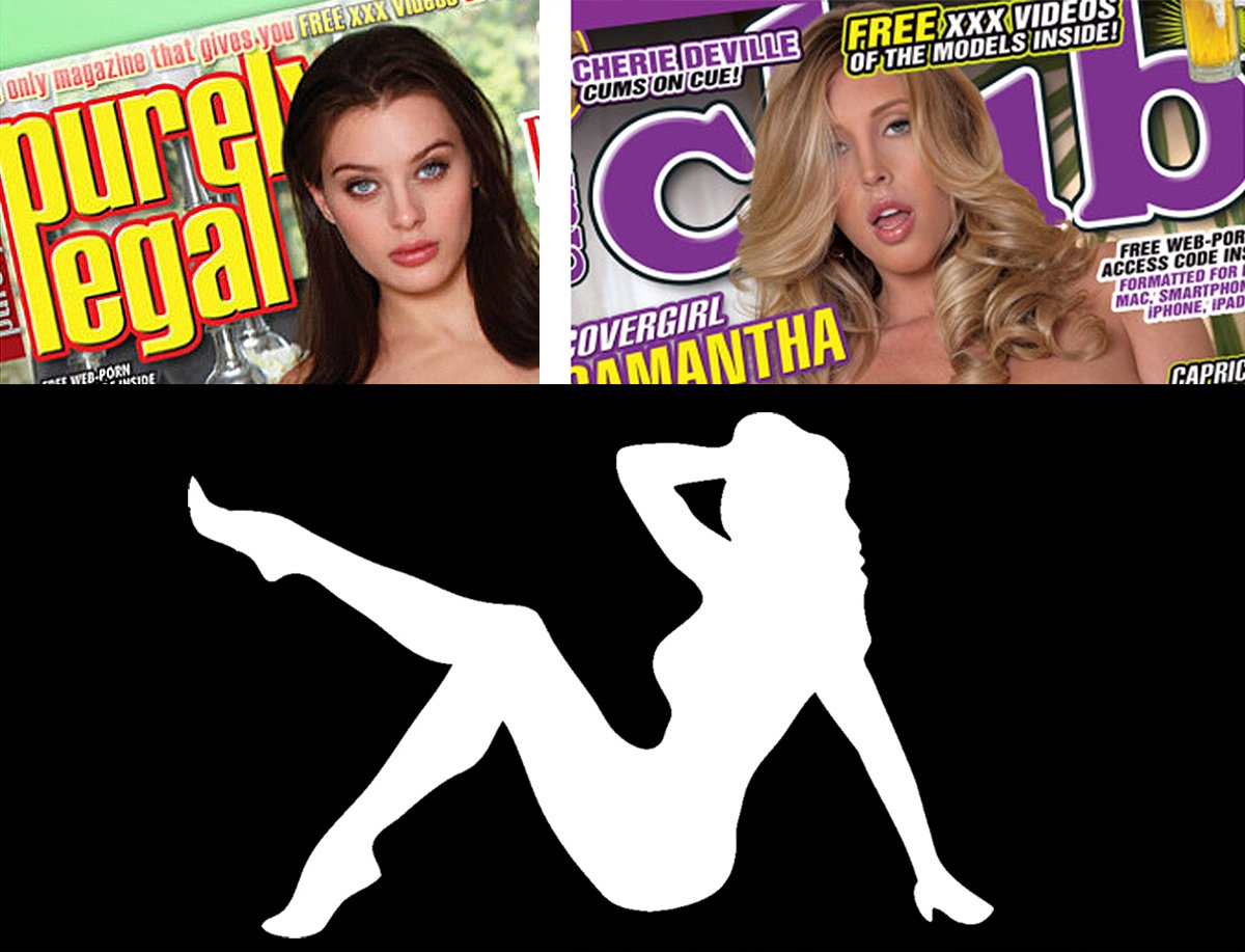 Download Adult Magazine Samantha Saint Lana Rhoades Purely Legal/Club 2017 2 pack with Knuckle Deep Adventures Bonus XXX DVD pdf epub