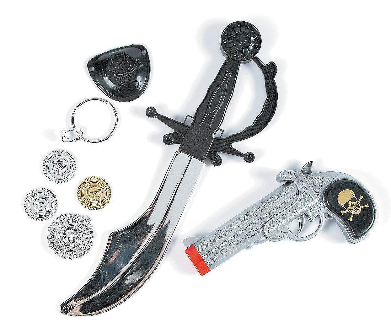 Fun Express Pirate Play Set Toy