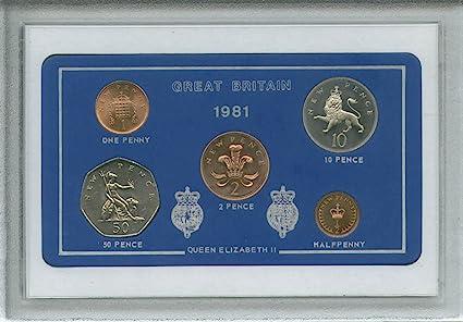 Happy Birthday Coin Gift Set 1981