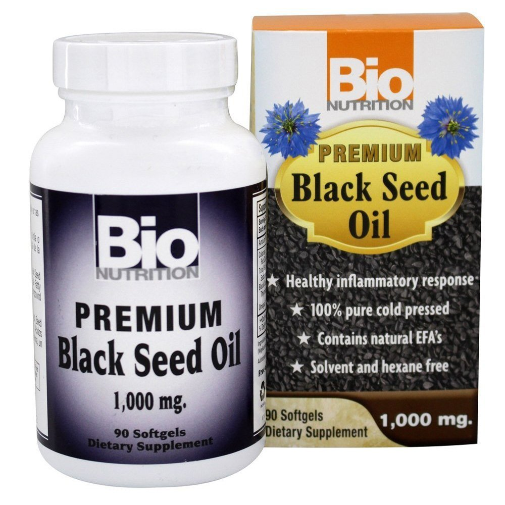 Bio Nutrition Black Seed, 90 Count