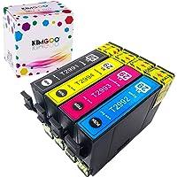 Kimgoo Compatible Epson 29XL 29 Ink Cartridge for Epson Expression Home XP-235 XP-332 XP-335 XP-432 XP-245 XP-247 XP-342 XP-345 XP-435 XP-442 XP-445 Printer - 4 Pack (1Black 1Cyan 1Magenta 1Yellow)