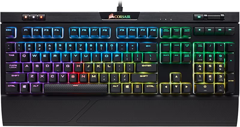 CORSAIR Strafe RGB MK.2 Mechanical Gaming Keyboard 1