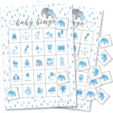 Amazon Com Baby Shower Scratch Off Game In Spanish Lottery Tickets
