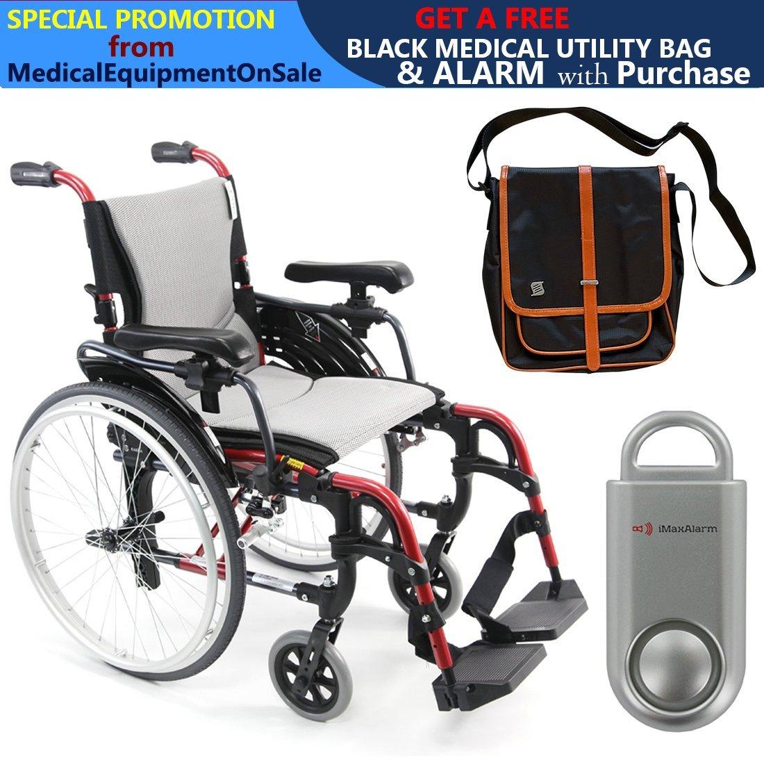 Tremendous Amazon Com Karman S Ergo 305 Ultra Lightweight Ergonomic Machost Co Dining Chair Design Ideas Machostcouk