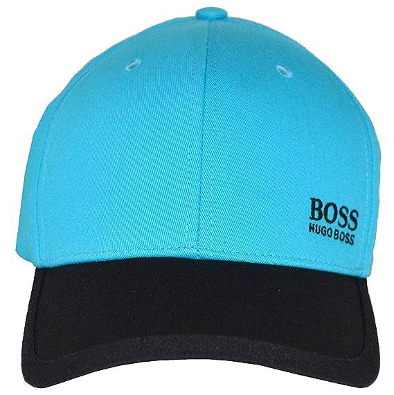 BOSS Hugo Gorra 14-50330291 - Turquesa: Amazon.es: Ropa y accesorios
