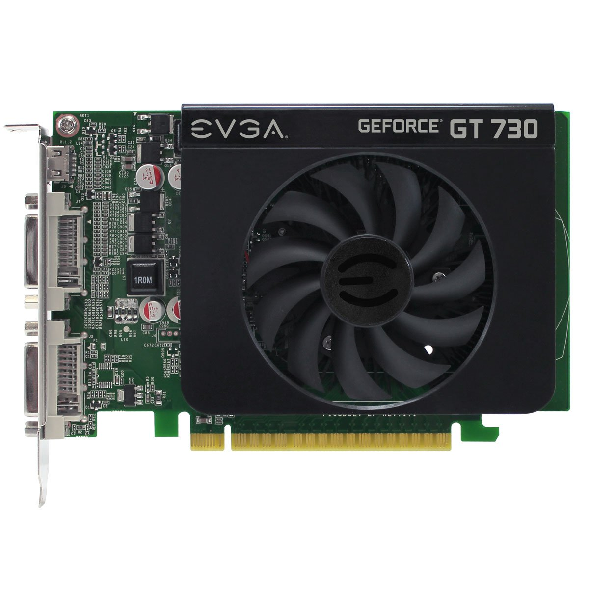 EVGA GeForce GT 730 4GB DDR3 128bit Dual DVI mHDMI Graphics Cards 04G-P3-2739-KR
