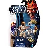 Star Wars: Clone Wars 2012 Animated Series 3.75 inch Plo Koon Action Figure