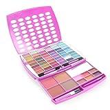 Amazon Price History for:BR Makeup Kit, Glamur Girl Kit, 48 Eyeshadow / 4 Blush / 6 Lip Gloss