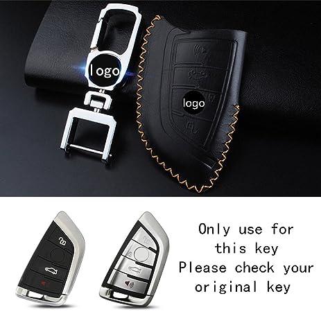 Amazon.com: Car Key Protection Cover Case For BMW X1 F48 X3 X4 X5 X6 ...