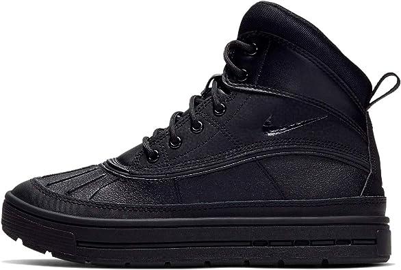 grosor Molesto Verde  Amazon.com | Nike Big Kids ACG Woodside Boots | Boots