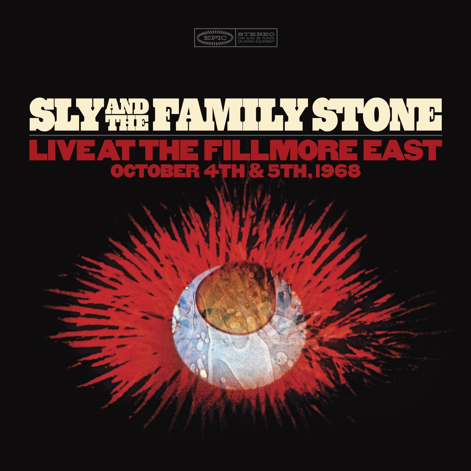 Live at the Fillmore East October 4th & 5th 1968 by CD