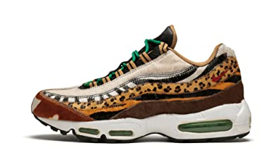 photos officielles 66c83 5d5ad Amazon.com | Nike Air Max 95 Supreme Safari Pack - US 11 ...