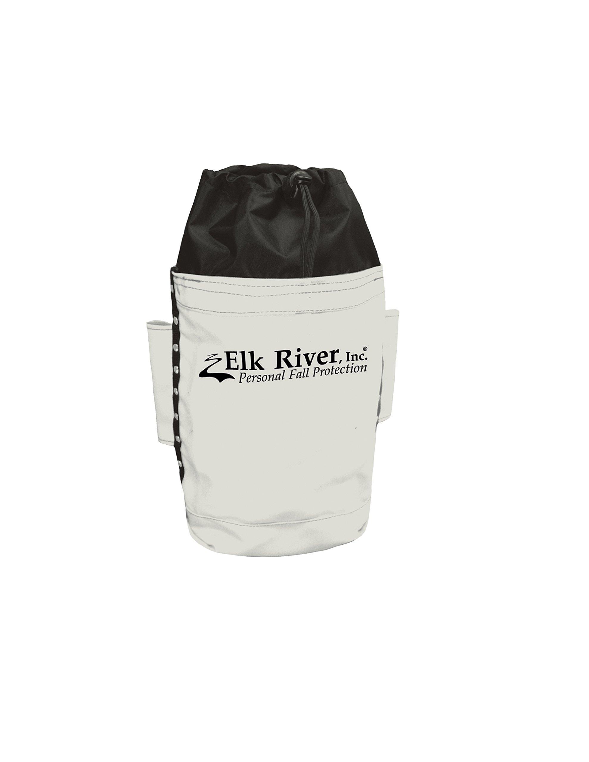 Elk River 84522 Canvas Deep Bolt Bag, 10'' Length x 2-1/2'' Width x 14'' Depth