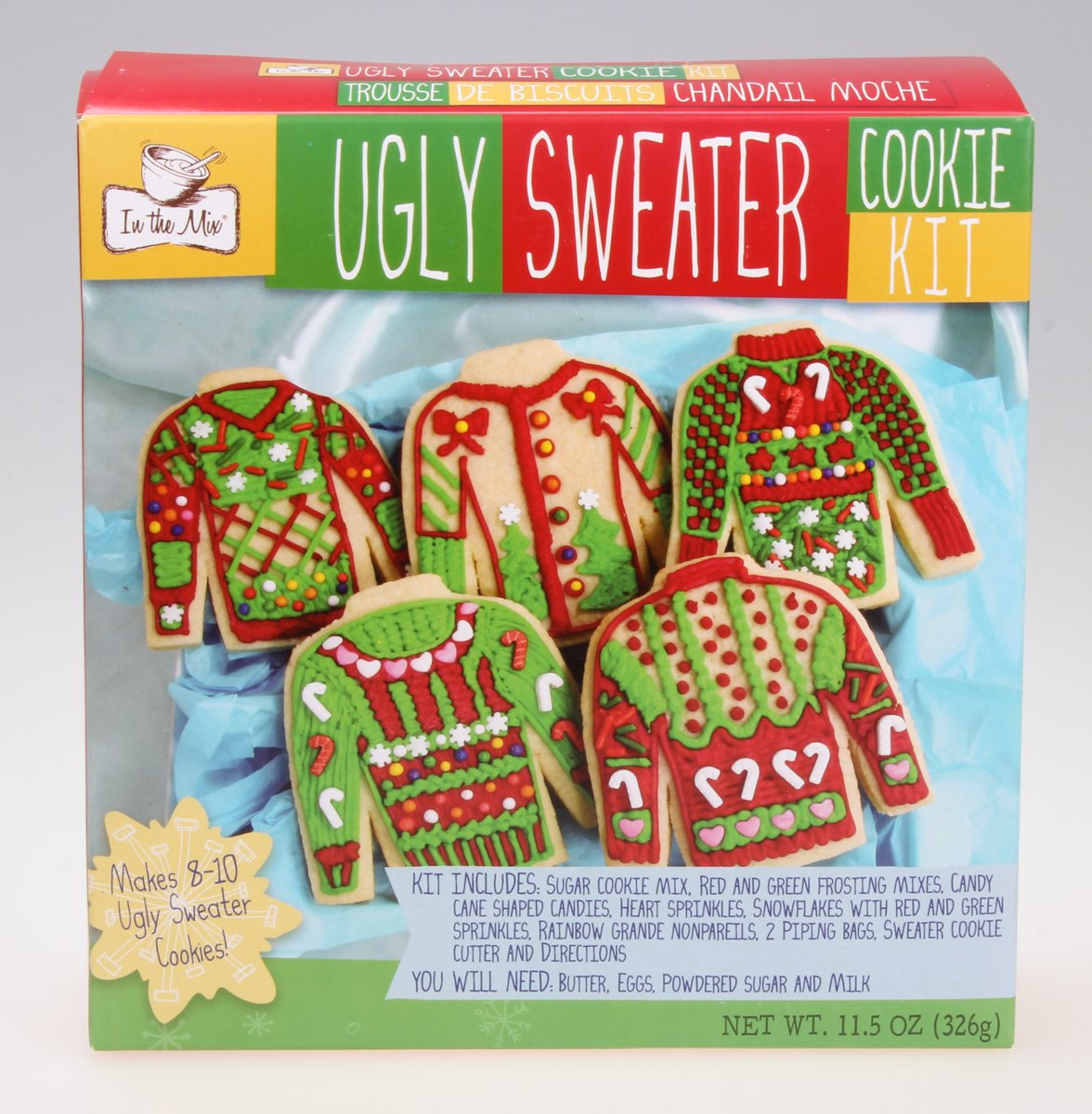 Amazoncom Make Your Own Gingerbread Ugly Christmas Sweater