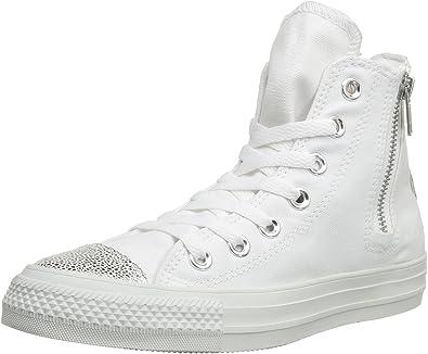 Converse Ct Sparkle Hi, Baskets mode femme