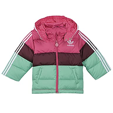 d20154c78 adidas Originals Kids Down Jacket - 0-3 Months: Amazon.co.uk: Clothing
