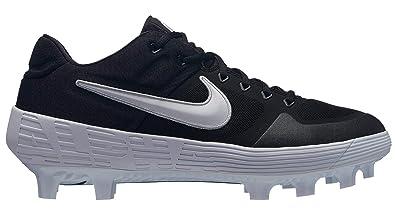 94a3776d417 Nike Alpha Huarache Elite 2 Low MCS Mens Ao7961-001 Size 7