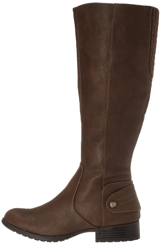 LifeStride Women's Xandy W Riding Boot B01DV97V6C 7 W Xandy US|Dark Tan 5c07ad