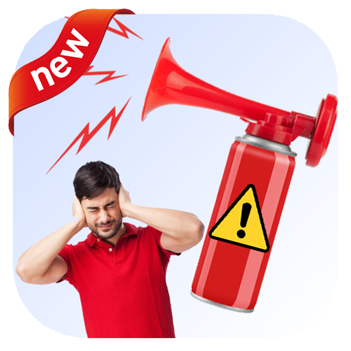 Real Air Horn Sounds Noise (Best Air Horn App)