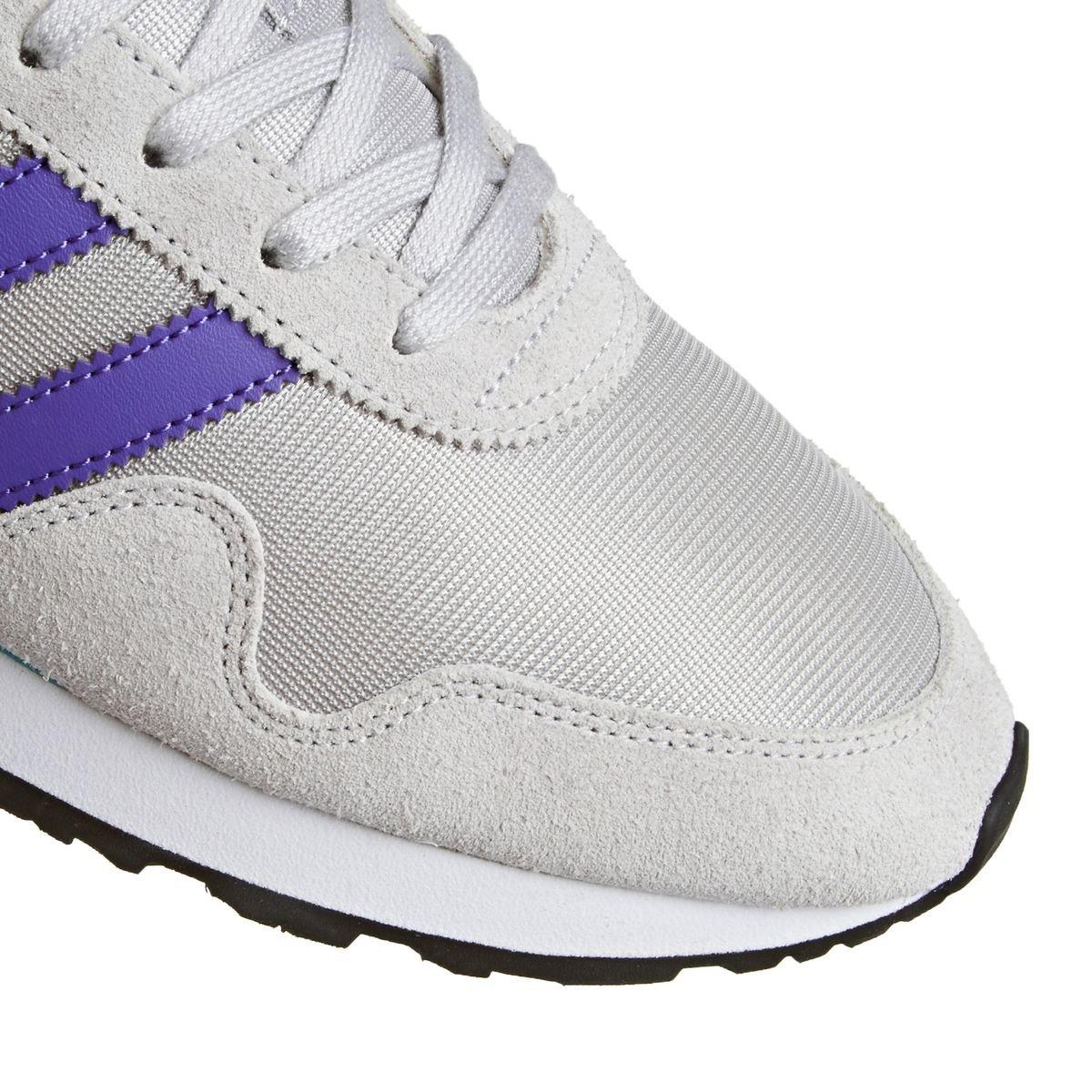 Adidas Haven Trainer Originals Originals Originals Trefoil Unisex Laufschuhe Turnschuhe Sportschuhe Grau Lila a7d501