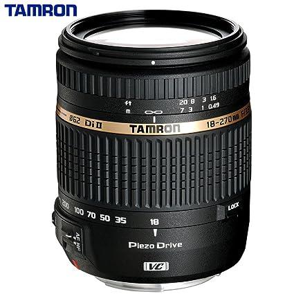 Review Tamron 18-270mm f/3.5-6.3 Di