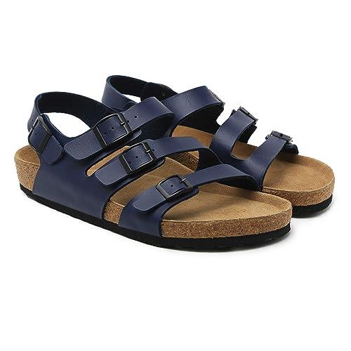 Cygna by Ruosh Men's Sandals: Buy