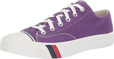 Royal Lo CVS Purple Fashion Sneakers