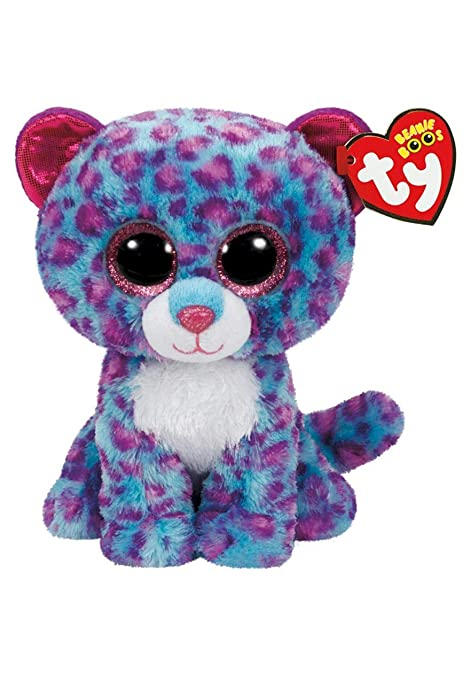 Ty Beanie Boos Dreamer - Leopard (Justice Exclusive)