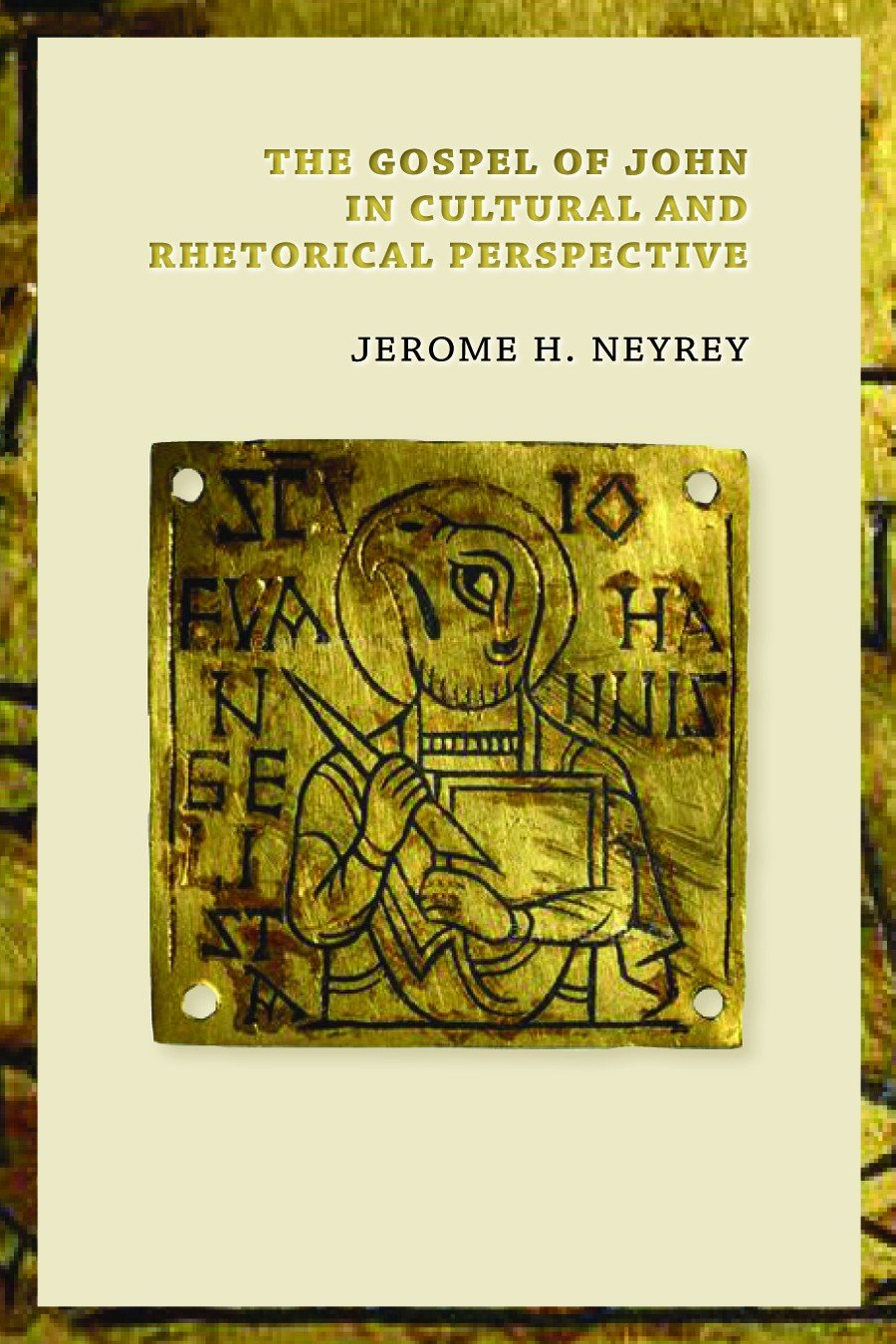 Read Online The Gospel of John in Cultural and Rhetorical Perspective PDF