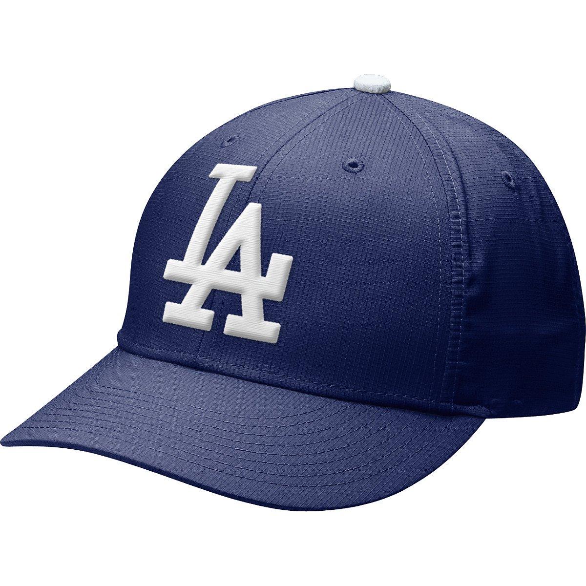Amazon.com   Nike MLB L.A. Dodgers Dri-FIT Practice Adjustable Hat ... 7fb9a4b4f7b