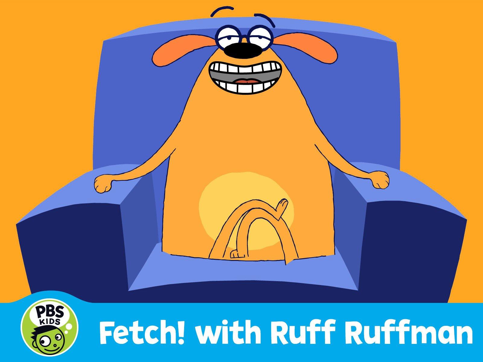 Amazon com: Fetch! With Ruff Ruffman Season 3: Amazon