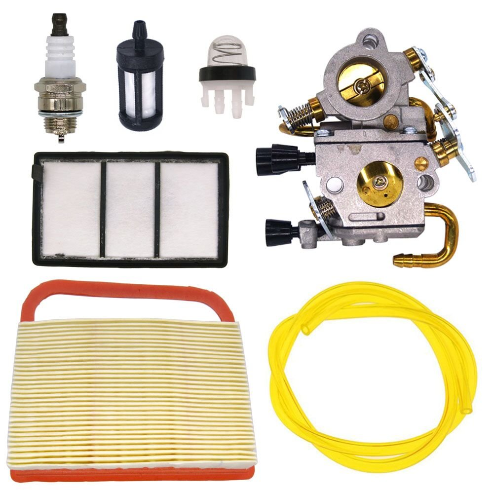FitBest Carburetor with Air Filter for Stihl TS410 TS420 Concrete Cut-Off Saw Replaces 4238 120 0600 Zama C1Q-S118 by FitBest