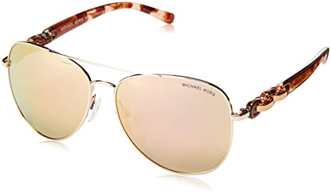 7eeba48ecb8bf Image Unavailable. Image not available for. Colour  Michael Kors MK1015  1130R1 58mm Sunglasses
